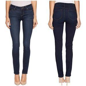 Denim - Paige Skyline blue straight jeans